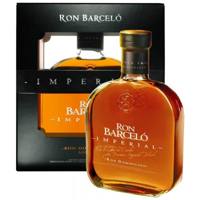 Ron Barcelo, Imperial, gift box