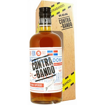 Contrabando, 5 Years Old, gift box