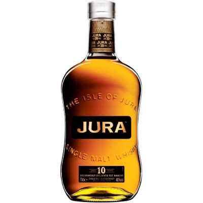 Isle Of Jura 10 Years Old gift box 0.7 л