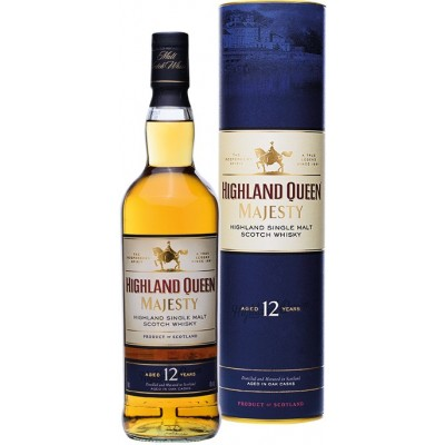 Highland Queen Majesty 12yo, gift box
