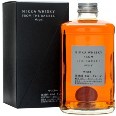Nikka From The Barrel gift box 0.5 л