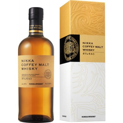Nikka Coffey Malt gift box 0.7 л