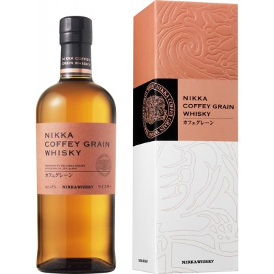 Nikka Coffey Grain gift box 0.7 л