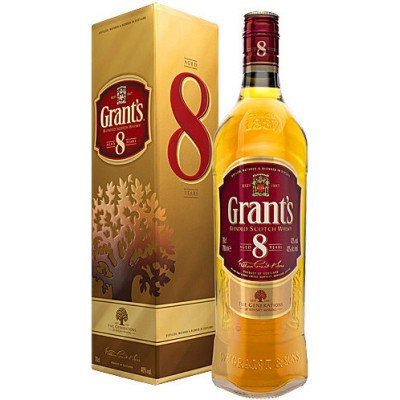 Grant`s, 8 Years Old, gift box