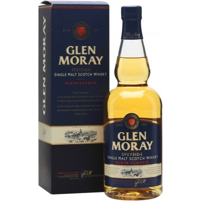 Glen Moray, Elgin Classic, gift box