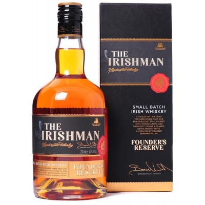 The Irishman, Founders Reserve, gift box