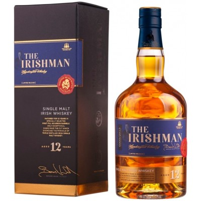 Irishman 12yo, gift box