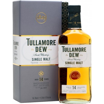 Tullamore Dew, 14 Years Old, gift box