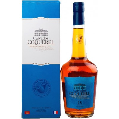 Coquerel, 15 Years Old, gift box