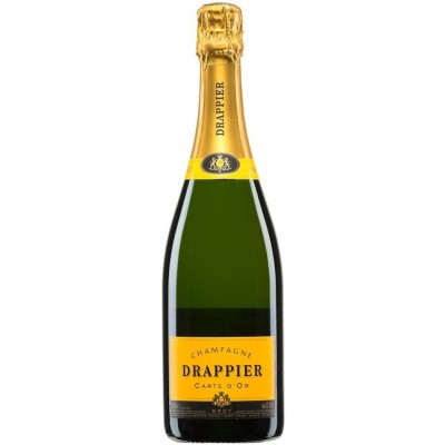 Champagne Drappier, Carte d`Or, Brut