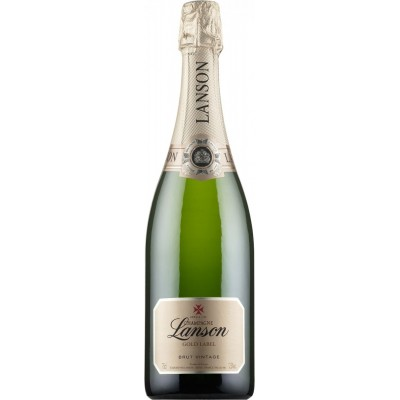 Lanson, Gold Label, Brut, Vintage 2009