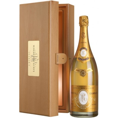 Louis Roederer, Cristal, 2009, gift box