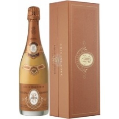 Louis Roederer, Cristal, Rose, 2002, gift box