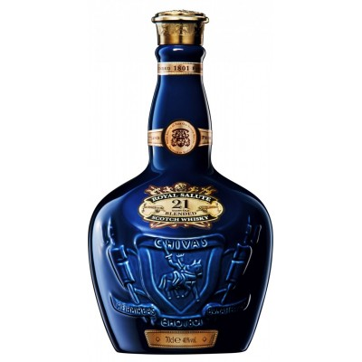 Chivas, Royal Salute, 21 Years Old