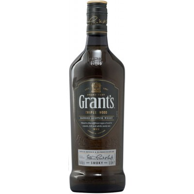 Grants Triple Wood Smoky