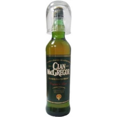 Clan MacGregor, glass