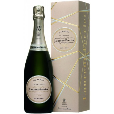 Laurent-Perrier Demi-Sec Harmony, gift box