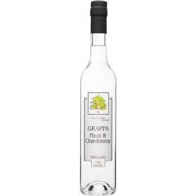 Grappa Pinot & Chardonnay Ville del Doge