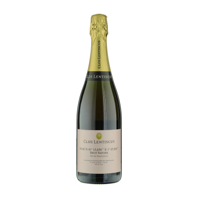 Clos Lentiscus Rose №41 Brut Nature