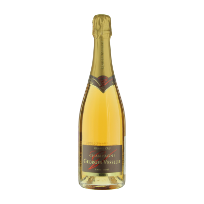Georges Vesselle Brut Rose Grand Cru Champagne