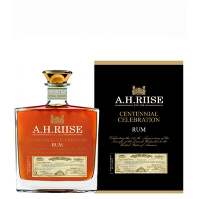 A.H. Riise Centennial Celebration