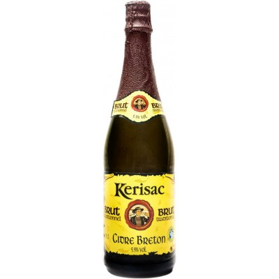 Kerisac Brut Traditionnel Breton