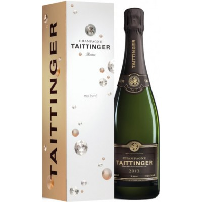 Taittinger, Brut, Millesime, 2013, gift box