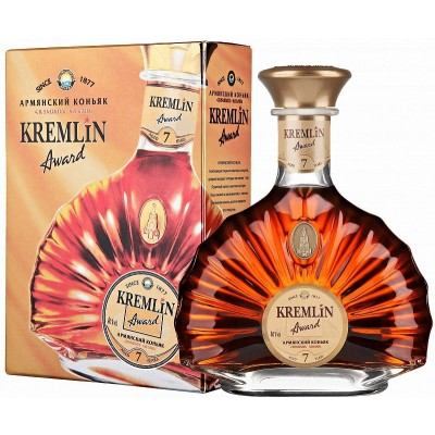 Kremlin Award 7yo, gift box