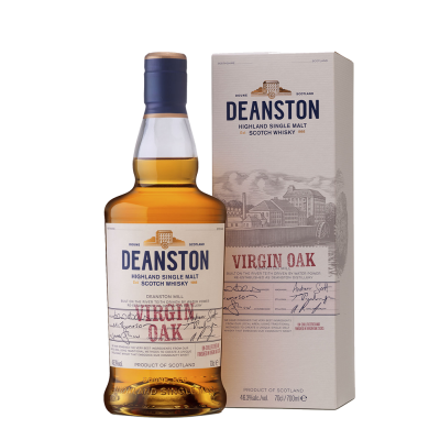 Deanston Virgin Oak, gift box