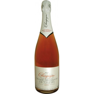 Saint Germain de Crayes, Rose, Brut
