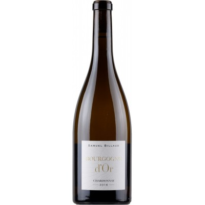 Samuel Billaud, Bourgogne d'Or Chardonnay