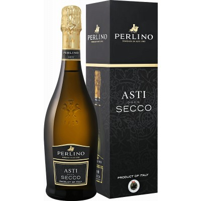 Perlino, Asti, Secco, gift box