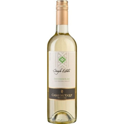 Casas del Toqui, Single Estate, Sauvignon Blanc, Central Valley