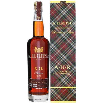 A.H. Riise, XO Reserve, Limited Edition Christmas, gift box
