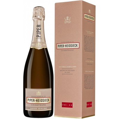 Piper-Heidsieck Sublime Demi-Sec, gift box