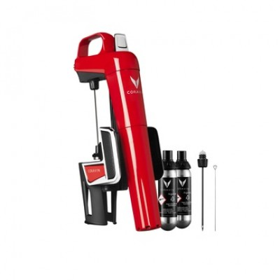 Coravin, Model Two Elite, Red