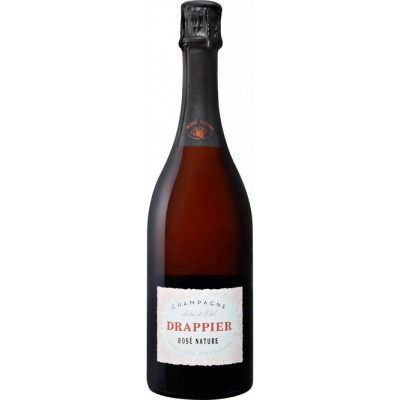 Champagne Drappier, Brut Nature, Rose Zero Dosage
