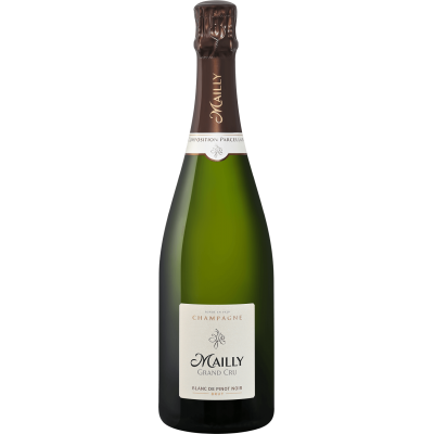 Mailly Grand Cru, Brut Blanc de Pinot Noir, Champagne