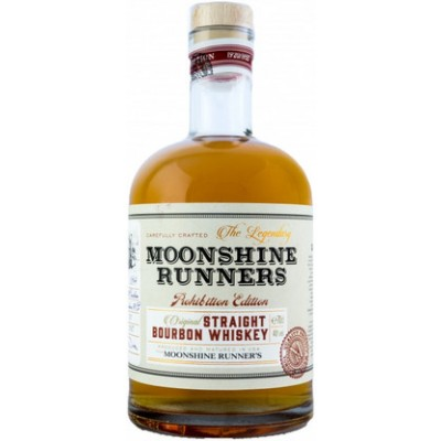 Moonshine Runners, Straight Bourbon