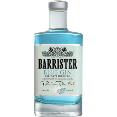 Barrister, Blue Gin