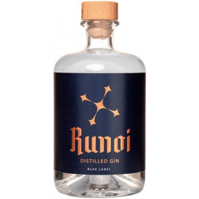 Runoi Gin, Blue Label